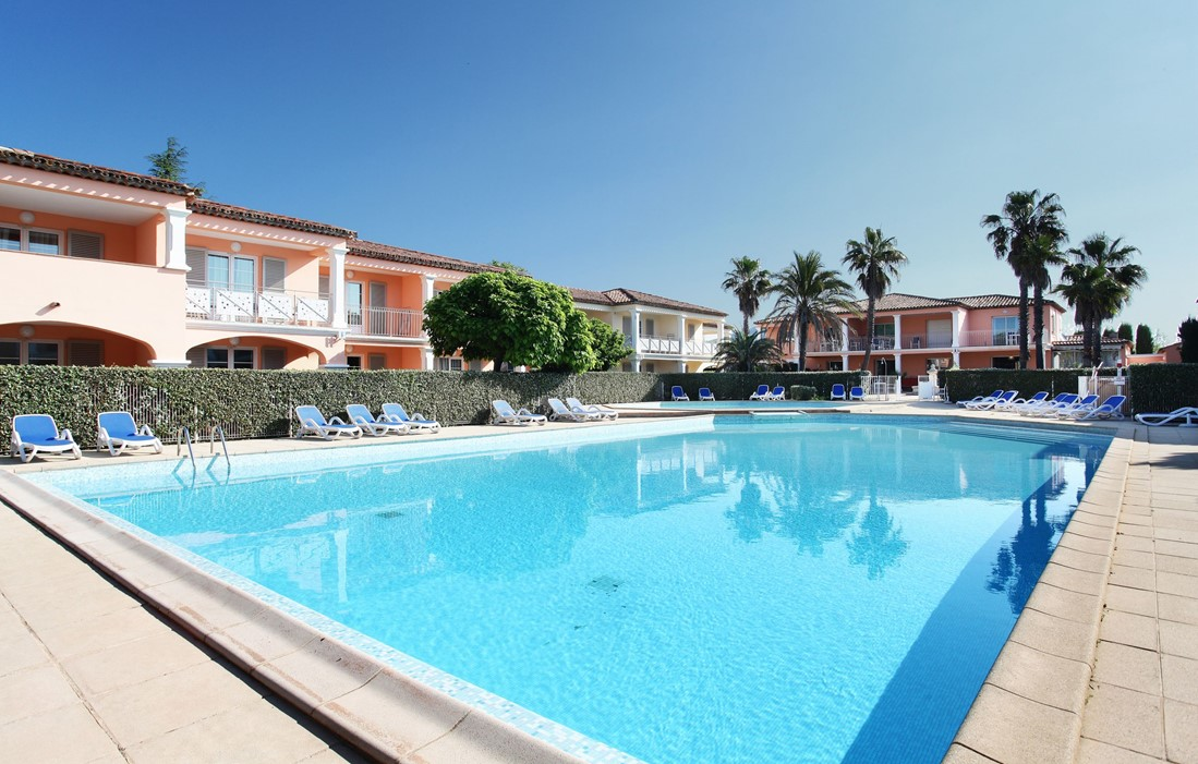 Grimaud - Odalys Club Residence La Palmeraie  : Outdoor swimming pool