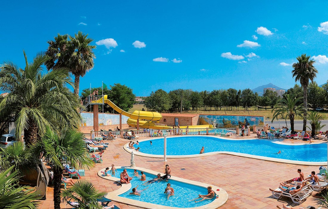 Argelès sur Mer - Le Neptune : Outdoor swimming pool