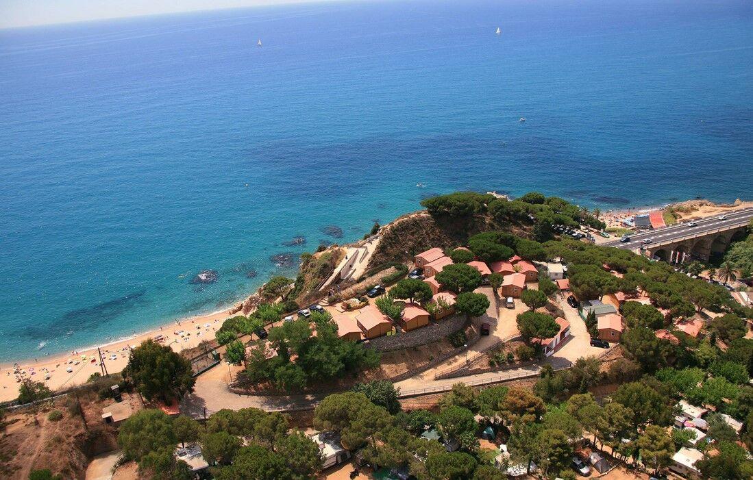 Spain - Calella - Camping Roca Grossa