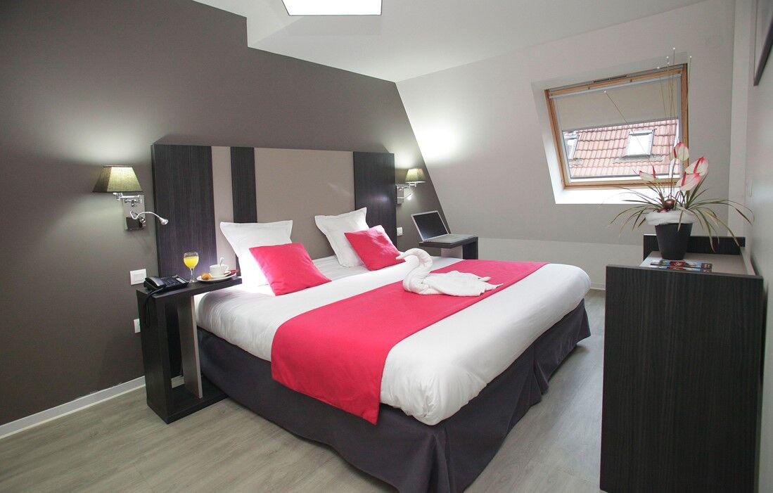 Strasbourg - Appart'hôtel Odalys Green Marsh : Intérieur d'un logement