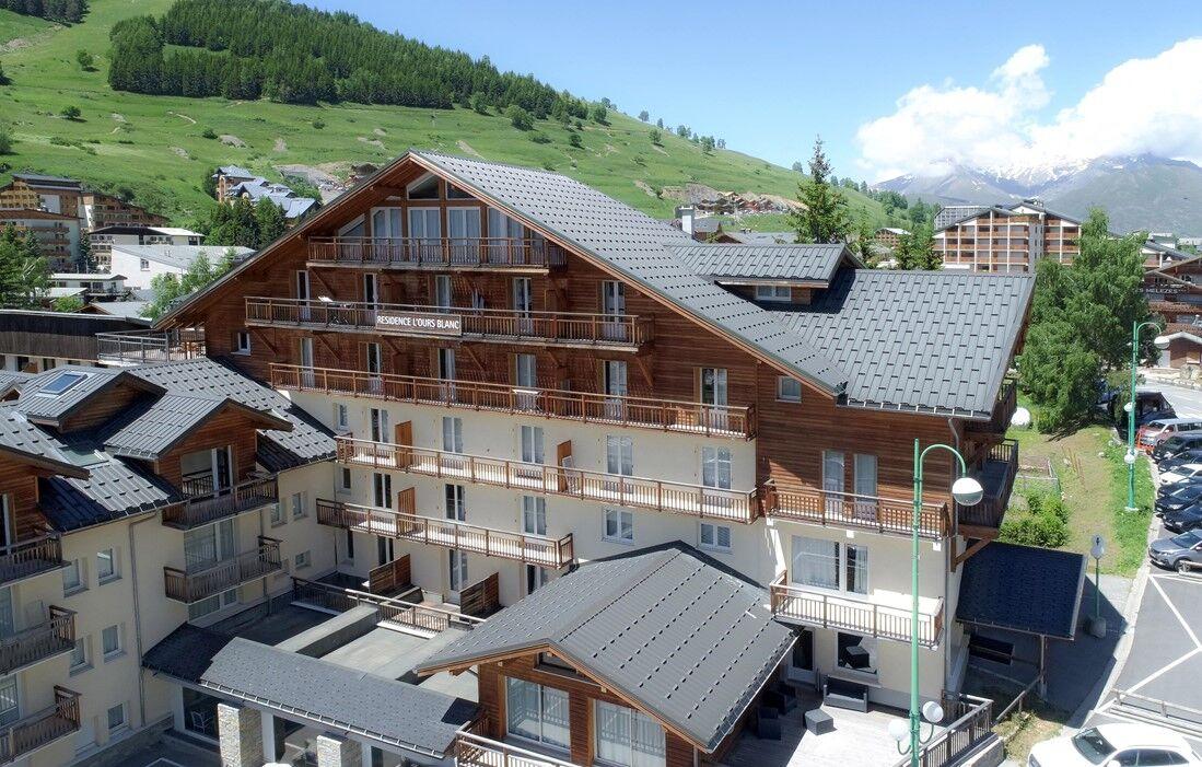 Les Deux Alpes - Résidence Odalys L'Ours Blanc