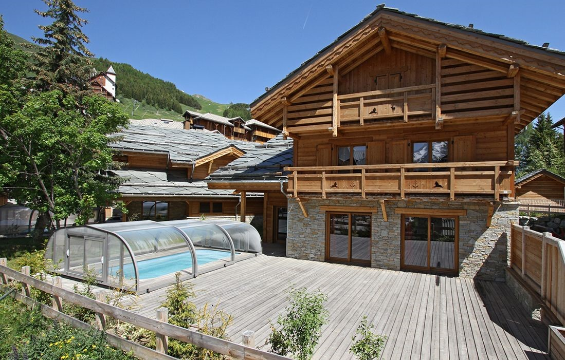 Les Deux Alpes - Chalet Odalys Prestige Lodge