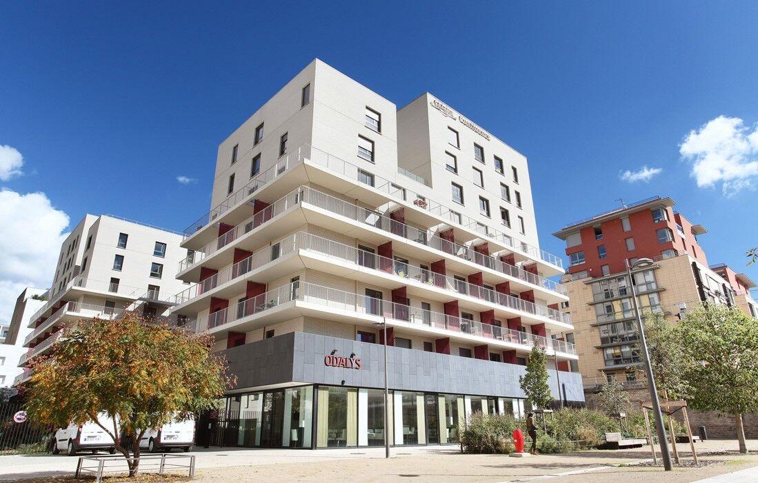 Lyon - Appart'hôtel Odalys Confluence
