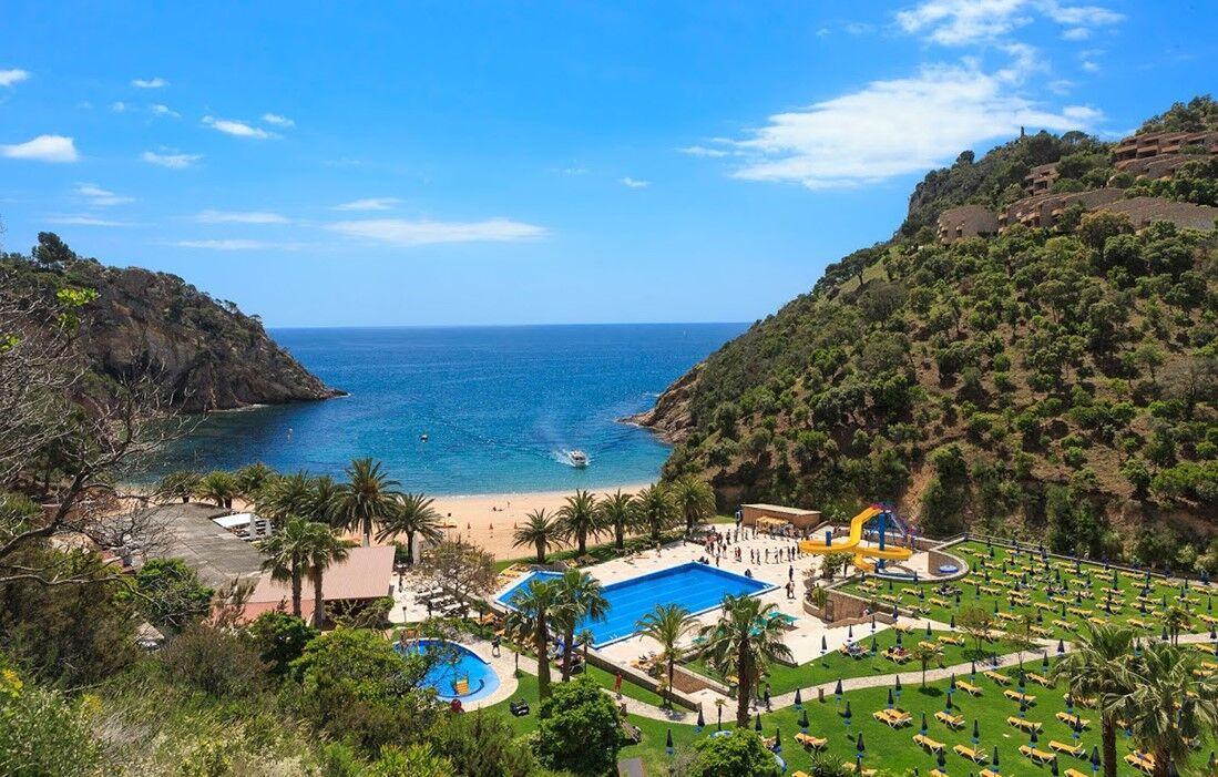 Espagne - Tossa de Mar - Hôtel club Giverola