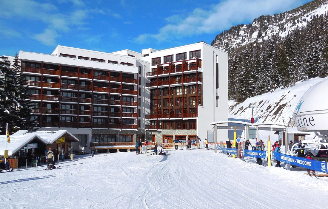 Flaine - Odalys Prestige Residence Le Panoramic