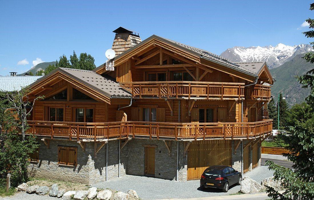 Les Deux Alpes - Chalet Odalys Levanna orientale