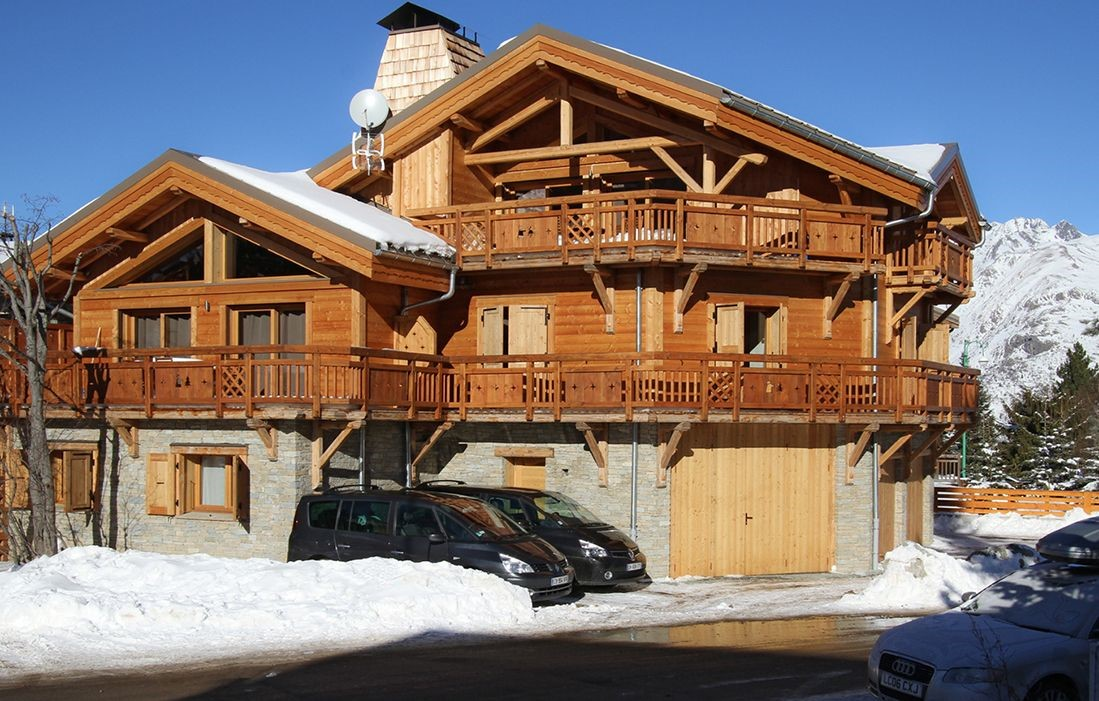 Les Deux Alpes - Odalys Chalet Levanna occidentale