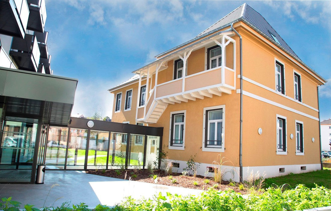 Colmar - Appart'hôtel Odalys La Rose d'Argent