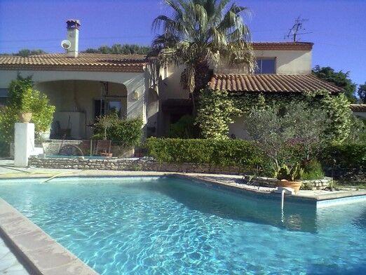 Good Location En Villa Languedoc Roussillon | Villas Dans Le Gard 5334   Villa Avec  Piscine Pour 9 Personnes à Rodilhan