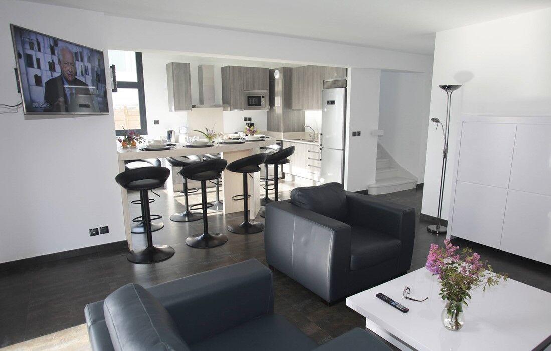 Anglet - Villas Prestige Odalys Anadara : Intérieur d'une villa
