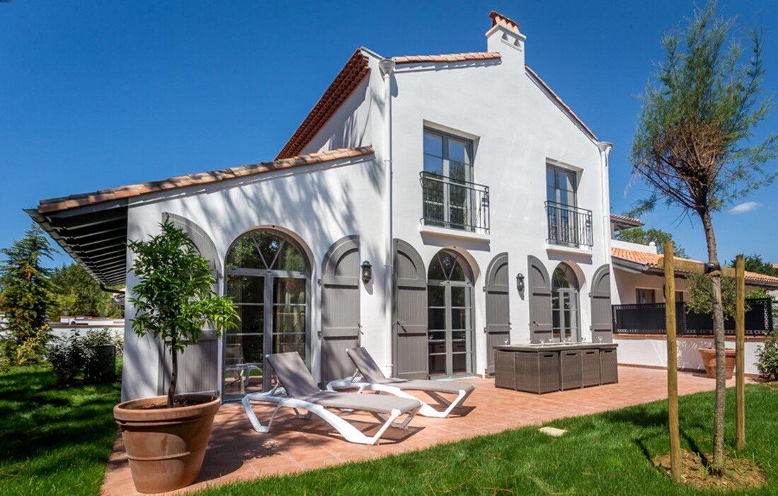 Biarritz - Résidence Prestige Odalys Les Villas Milady