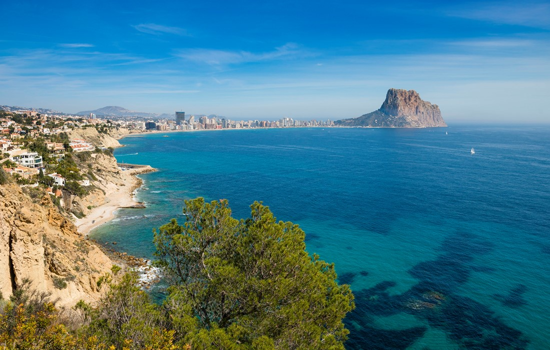 Spain - Calpe - Esmeralda Suites