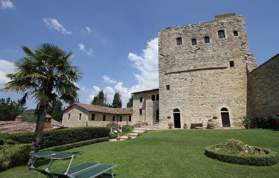 Italie - Gaiole in Chianti - Résidence Castello di Tornado