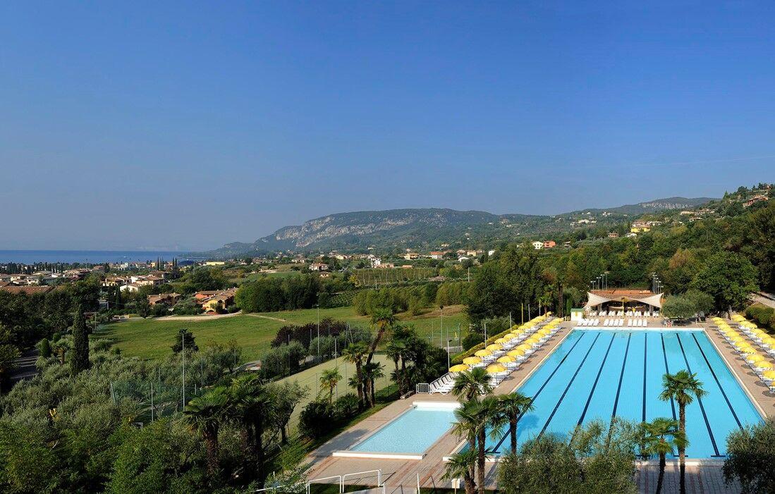 Lac de Garde - Hôtel Résidence Poiano Resort