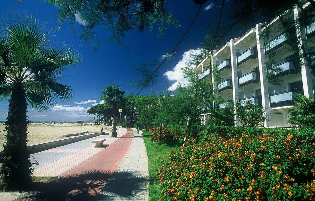 Spain - Cambrils - Residence Pin's Platja