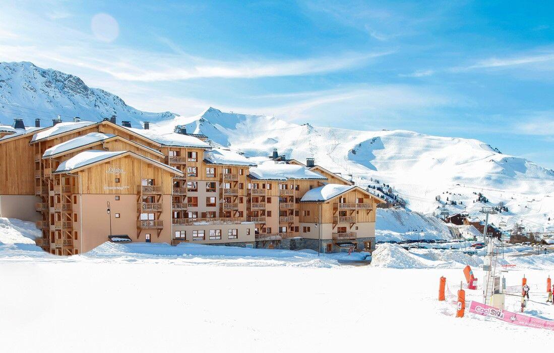 Plagne Village- Odalys Prestige Residence Front de Neige