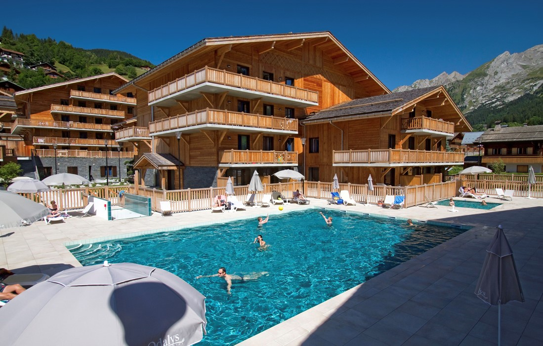 Location Vacances A La Clusaz Residence Prestige Odalys Mendi Alde