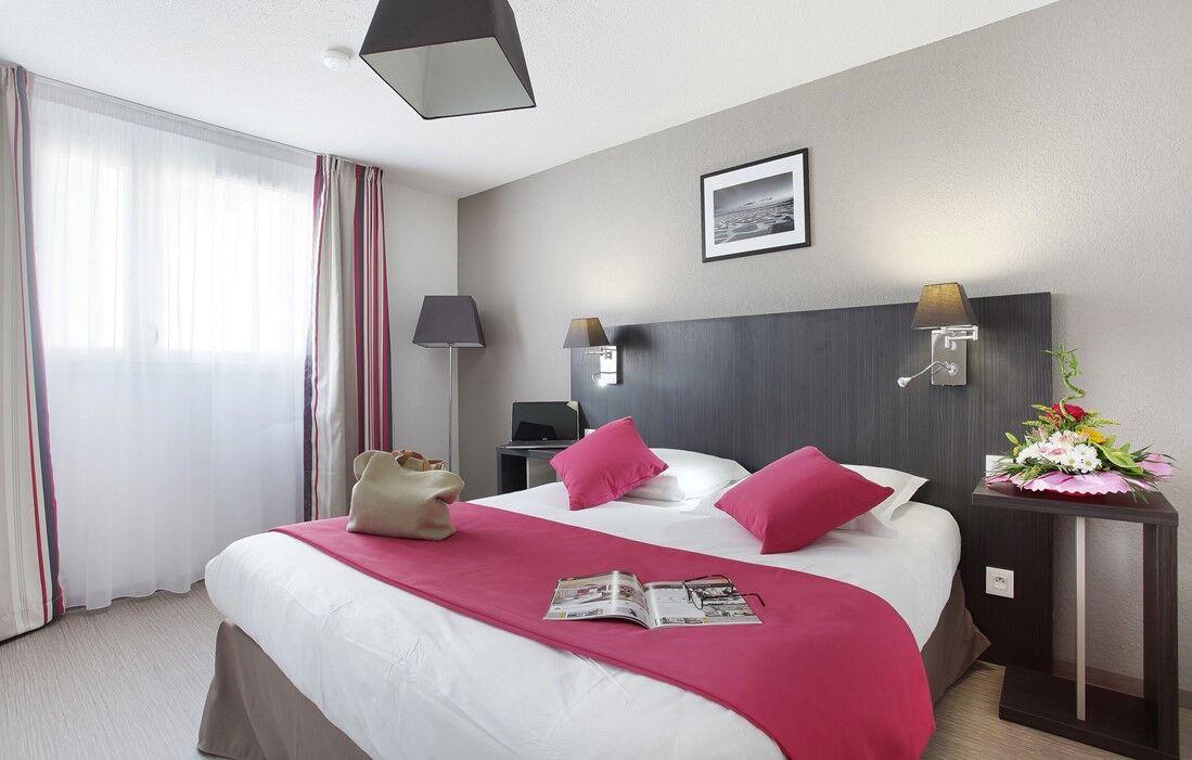 Marseille - Appart'hôtel Odalys Le Dôme : Intérieur d'un logement