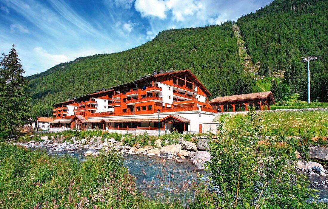 Vallorcine - Résidence Les Portes du Mont Blanc