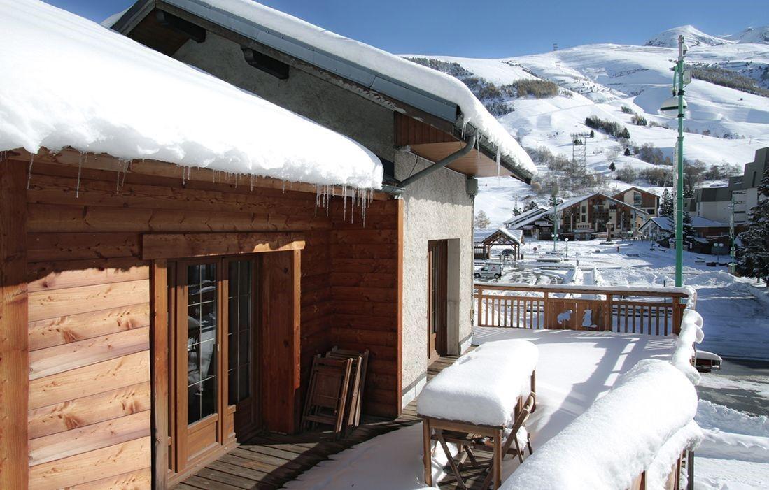 Les Deux Alpes - Chalet Le Marmotton
