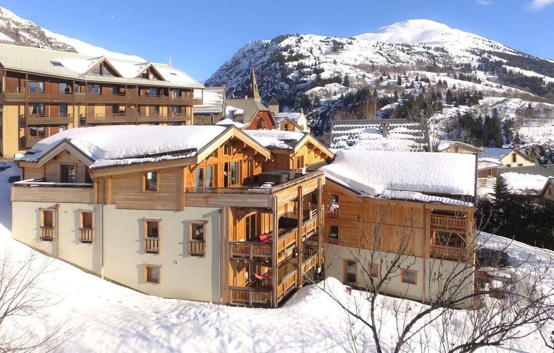 L'Alpe d'Huez - Chalet Louis