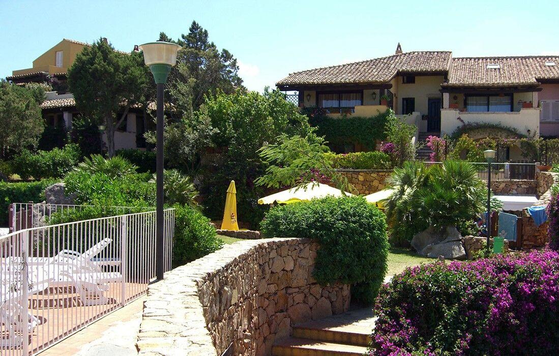 Italy - Porto Rotondo - Residence Rotondo