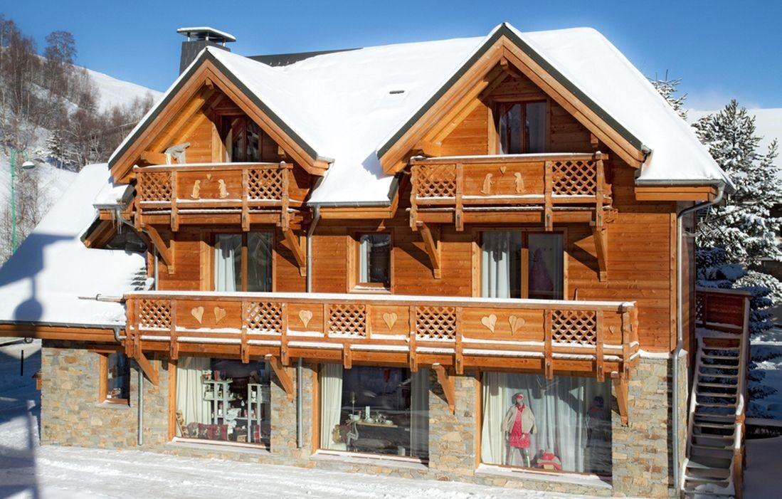 Les Deux Alpes - Chalet Balalaika
