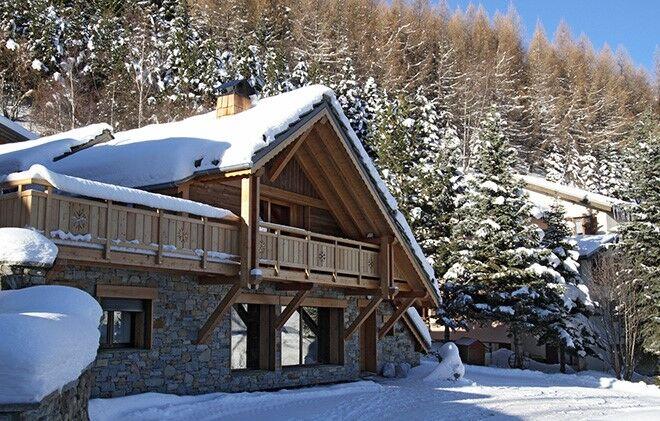 Les Deux Alpes - Chalet Le Challenge