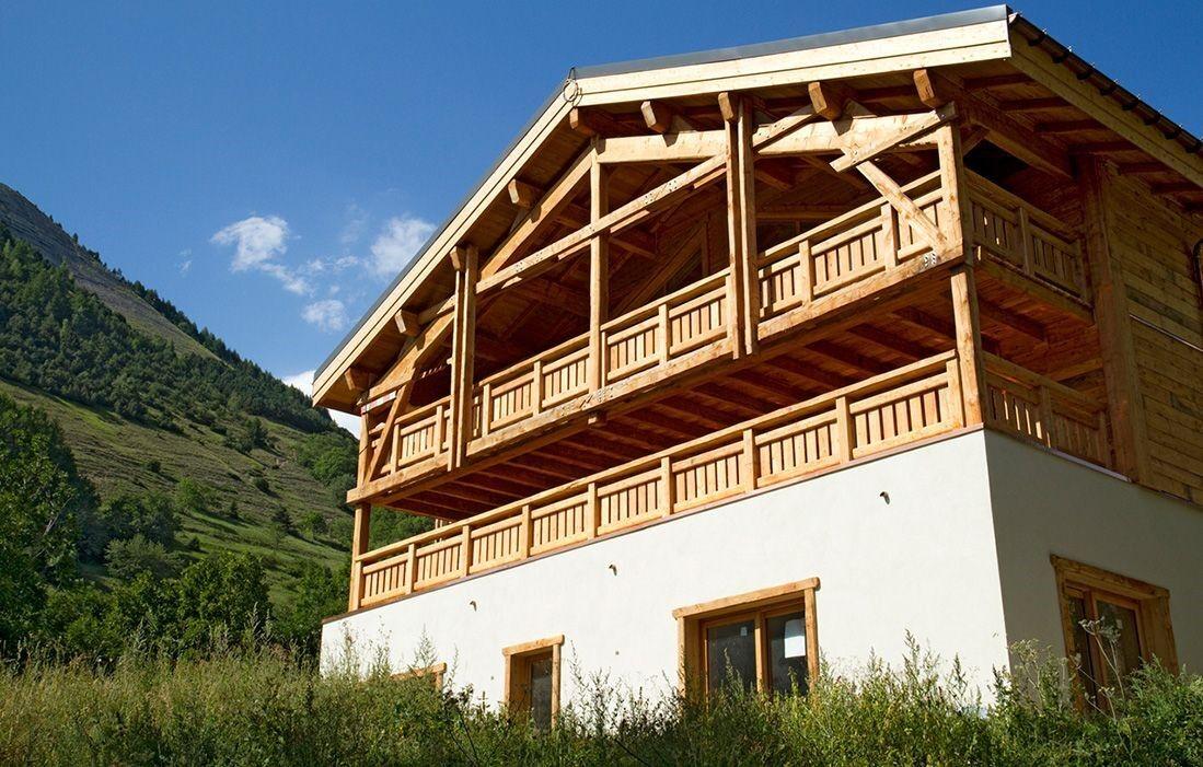 L'Alpe d'Huez - Chalet Nuance de Blanc