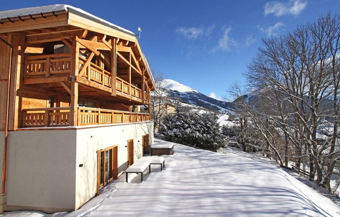 L'Alpe d'Huez - Chalet Odalys Nuance de Bleu
