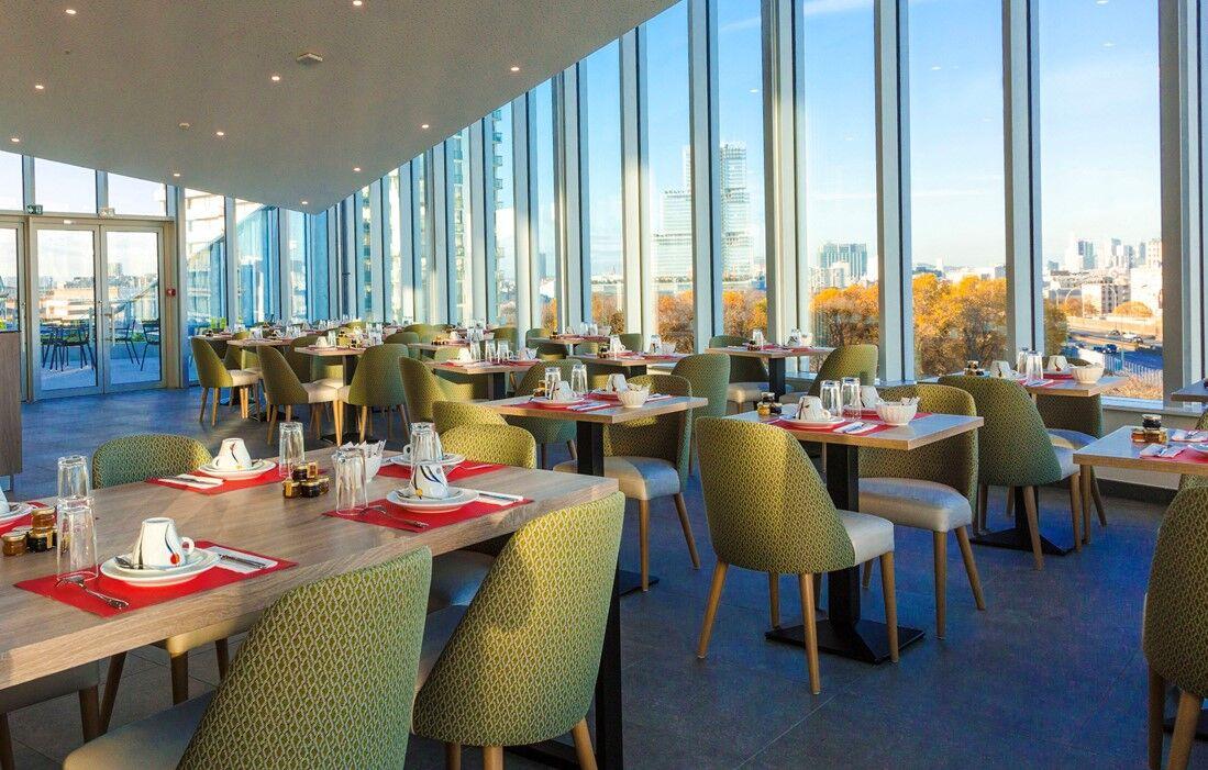 Paris - Appart'hôtel Odalys Paris XVII : Salle petit-déjeuner