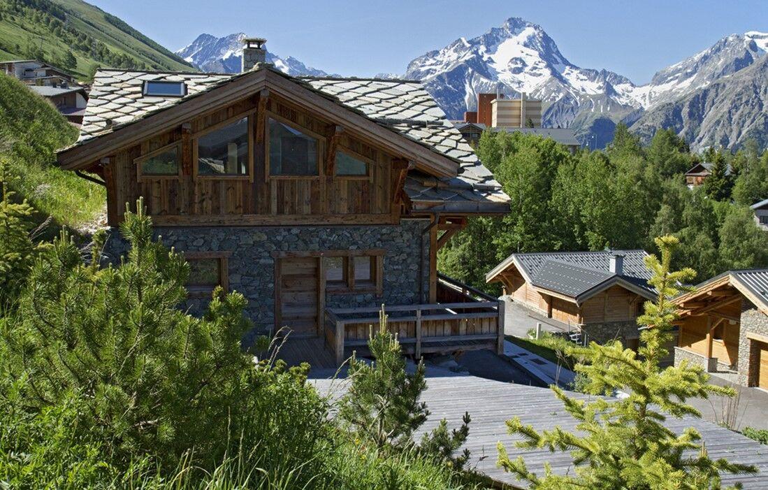 Les Deux Alpes - Chalet Le Lys