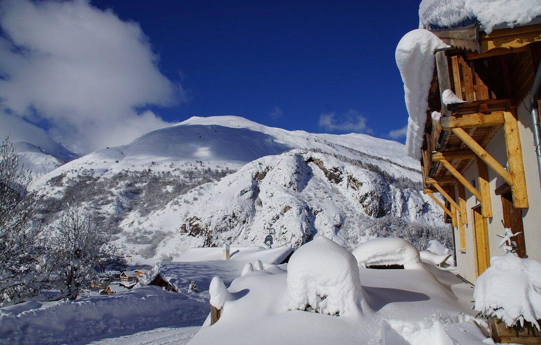 Valloire - Chalet Le Peak