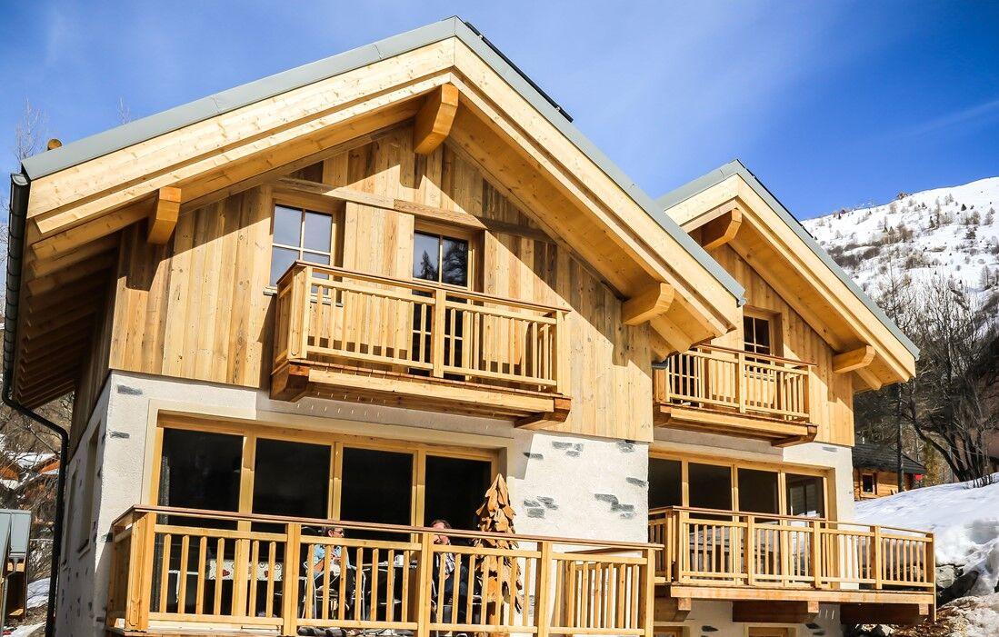 Valloire - Chalet Hu Ski