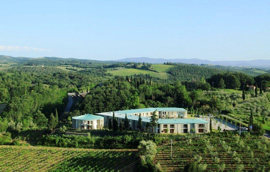 Tavernelle Val di Pesa - Résidence Chianti Village Morrocco