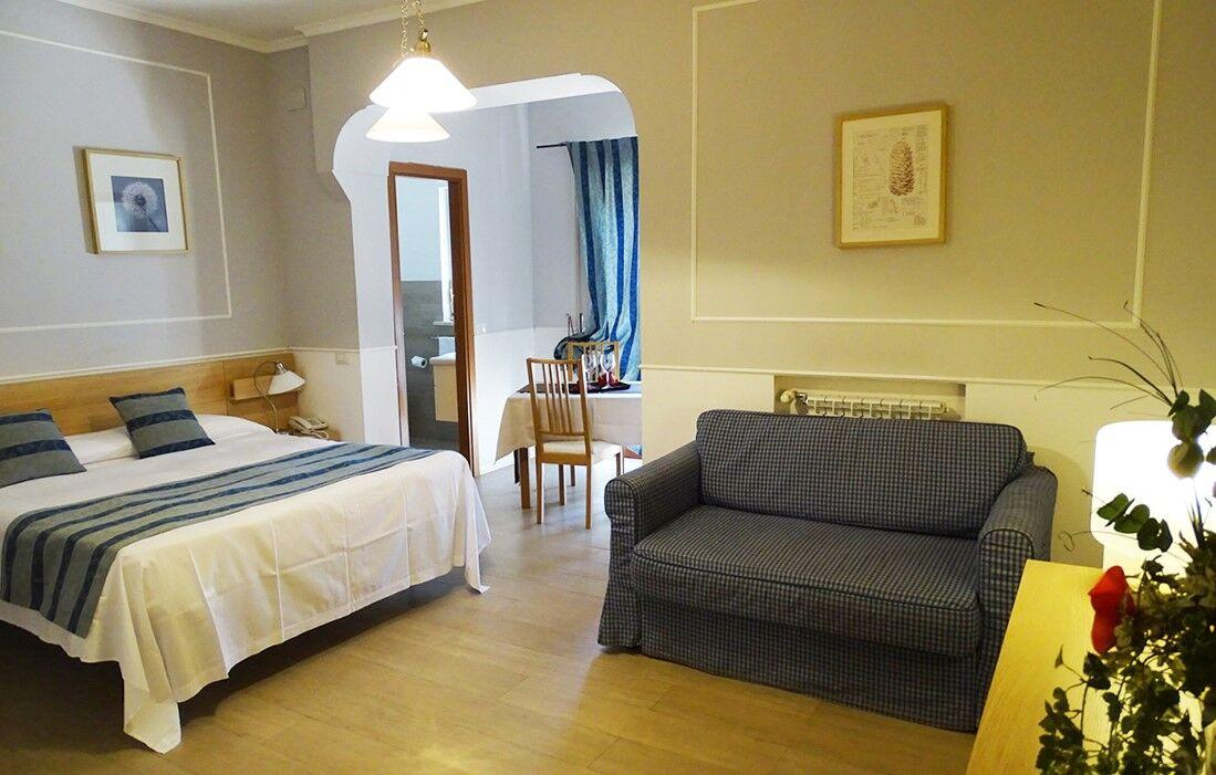 Rome - Résidence Magnolia : Intérieur d'un logement
