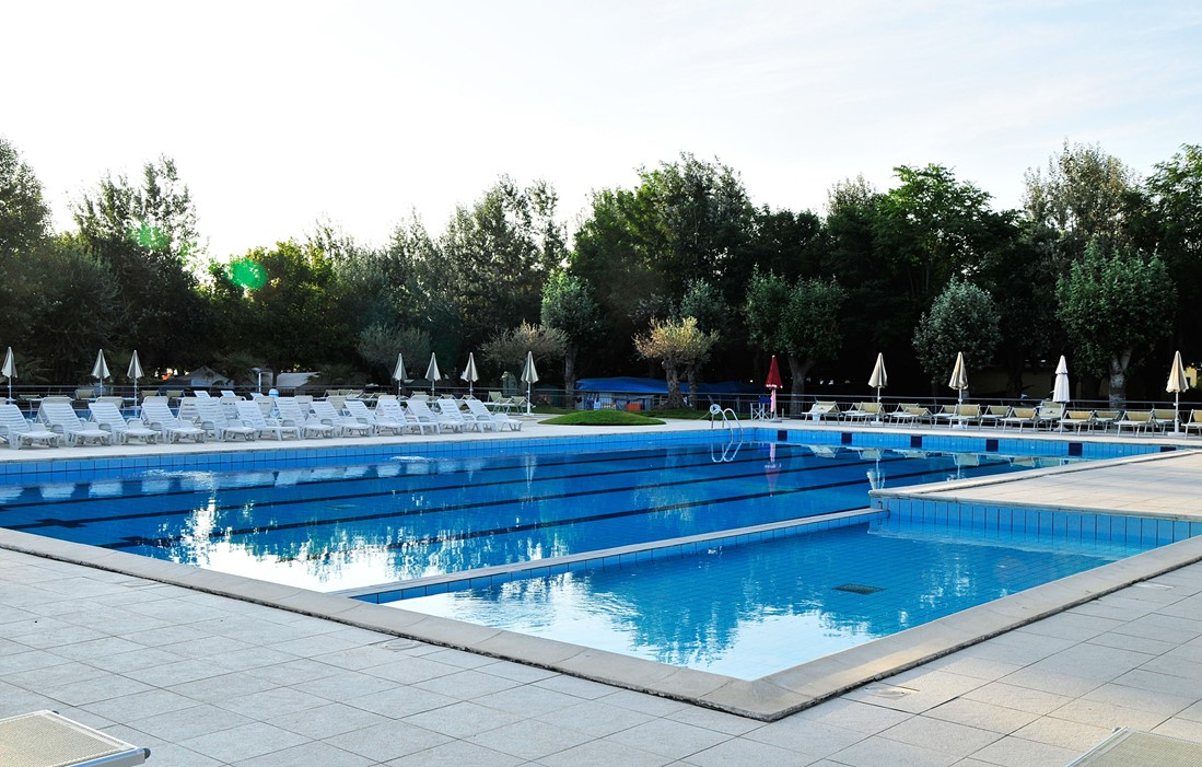 Roseto Degli Abruzzi - Camping Stork : Outdoor swimming pool