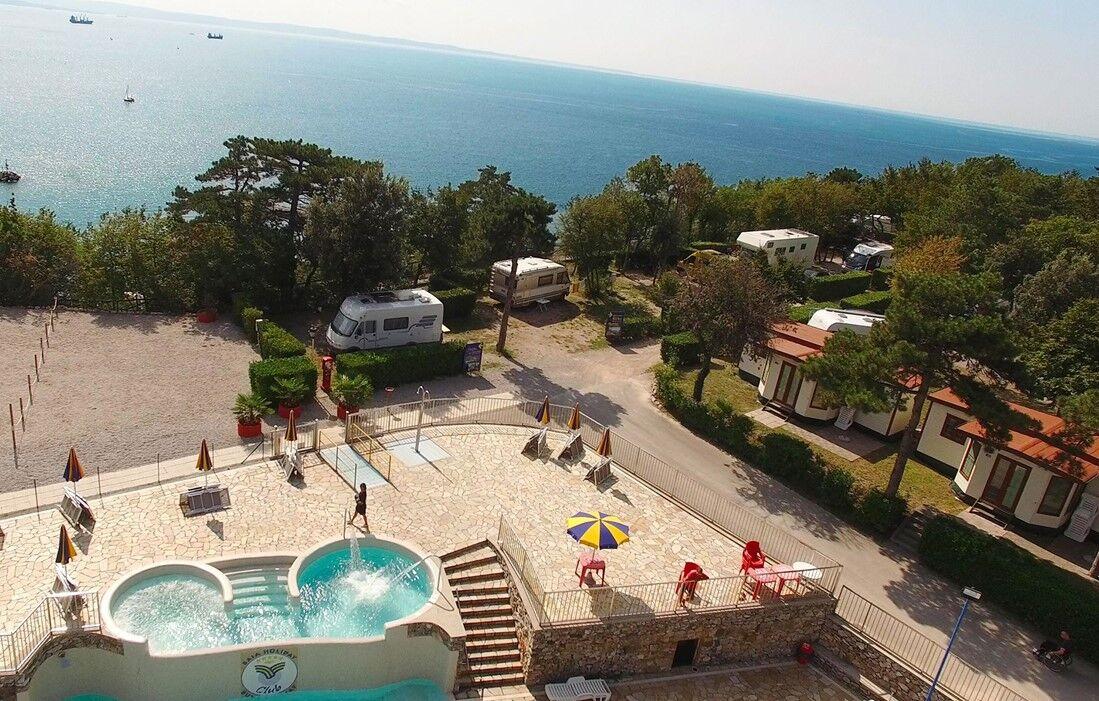 Trieste - Camping Mare Pineta