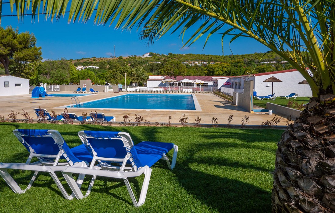 Lagos - Camping Valverde : Outdoor swimming pool