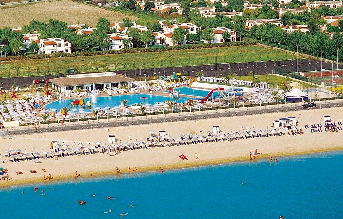 Porto Recanati - Résidence Riva Musone