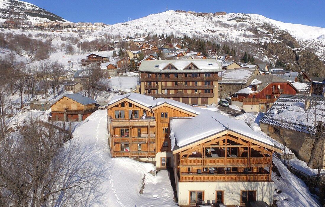 L'Alpe d'Huez - Chalet  De Sarenne