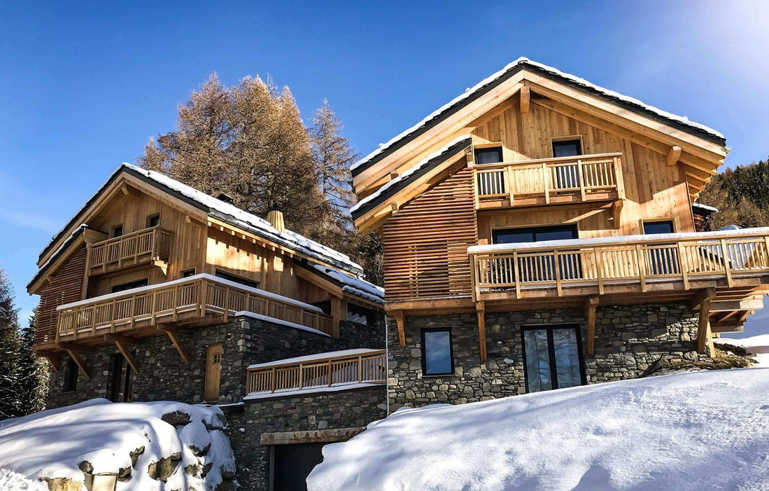 La plagne - Chalet Natural Lodge