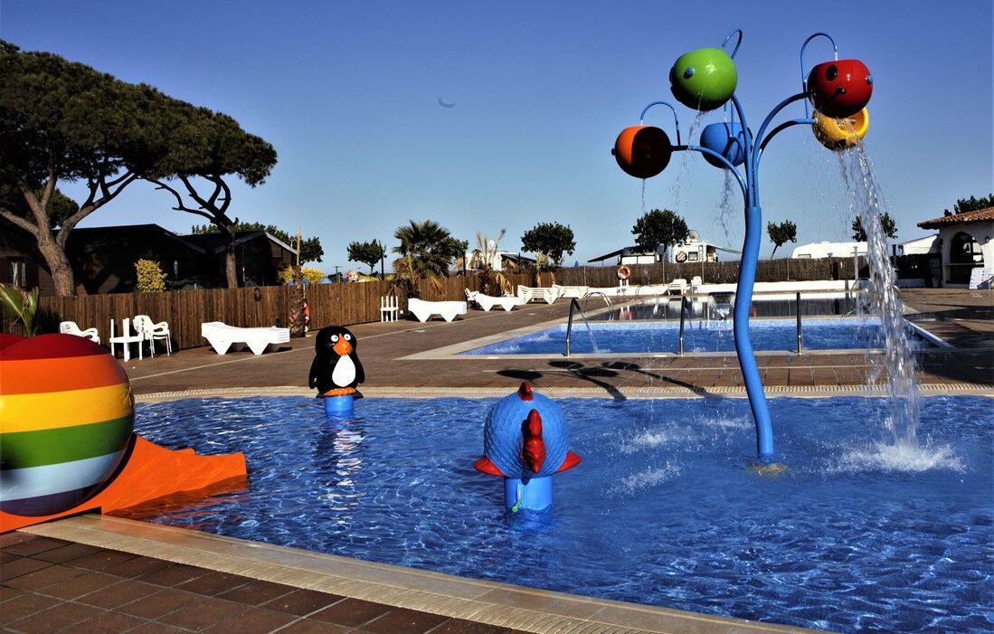 Santa Susanna - Espagne - Bon Repos : Piscine découverte