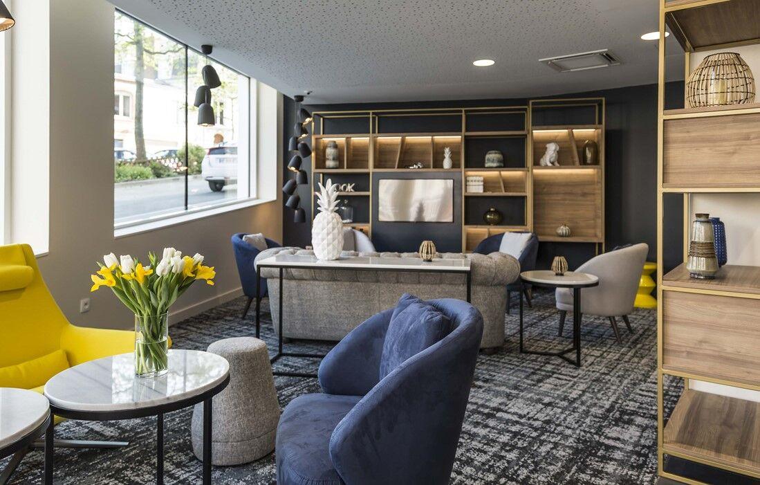 Location vacances - Le Mans Centre des Congrès Appart'hôtel