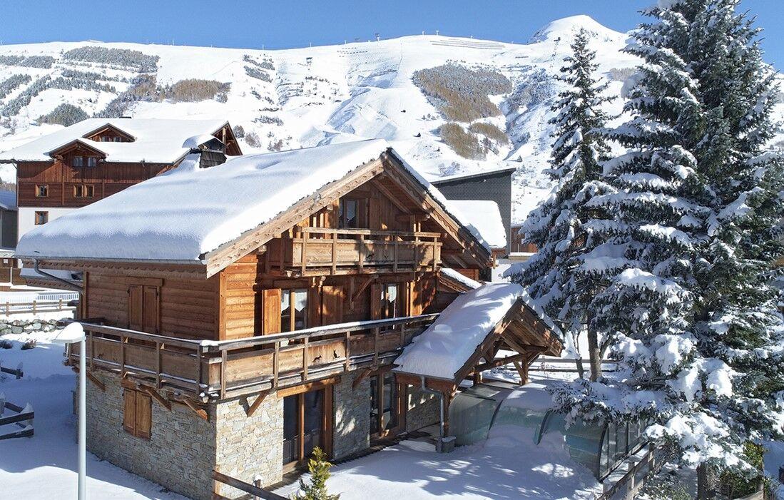 Location Les Deux Alpes - Chalet Le Renard Lodge