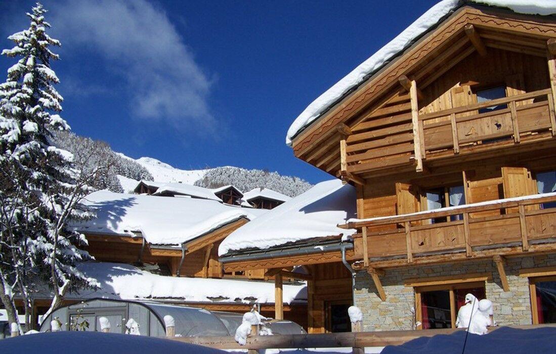 Location Les Deux Alpes - Chalet Le Loup Lodge