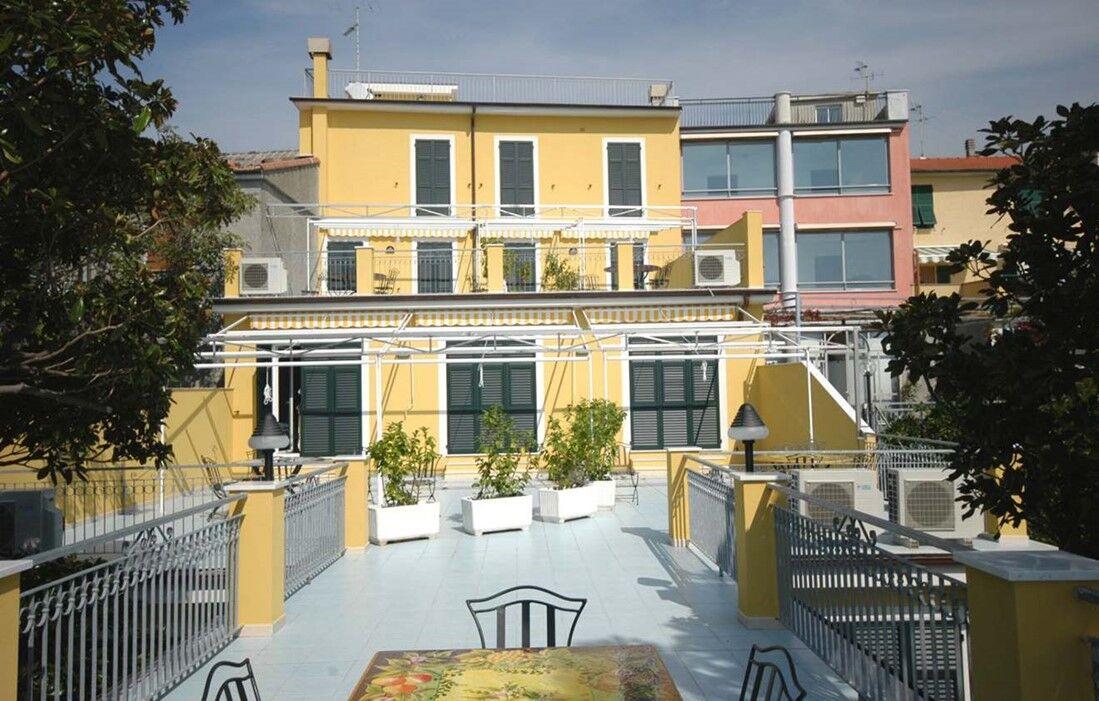 Italia - Moneglia - Residence Ciel et Mer