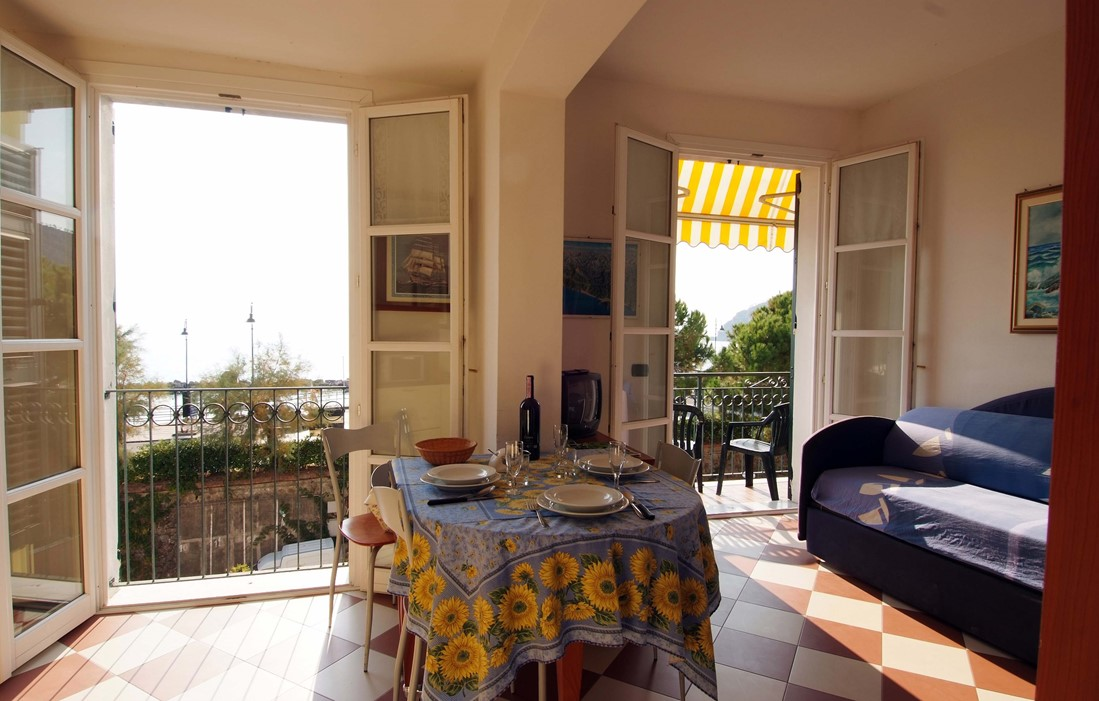 Italia - Moneglia- Residence Giada : Inside accommodation