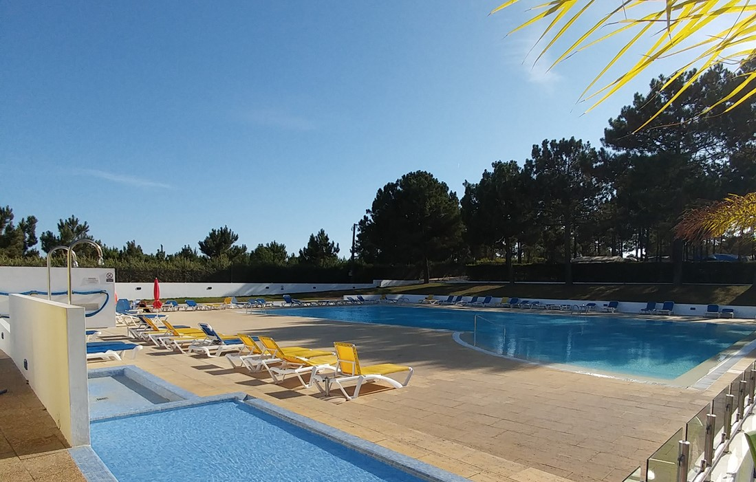 Portugal - Vila Nova Milfontes : Outdoor swimming pool