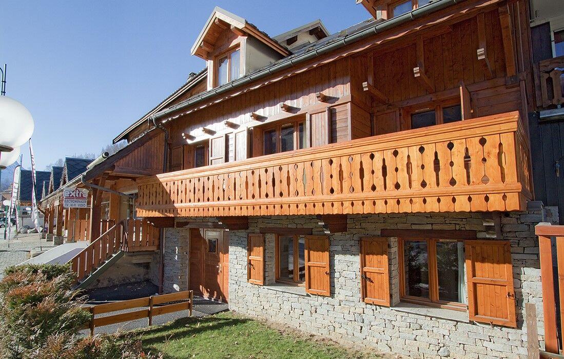 Location Les Deux Alpes - Chalet Les Rousses